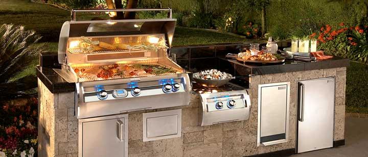 best outdoor built in gas grills