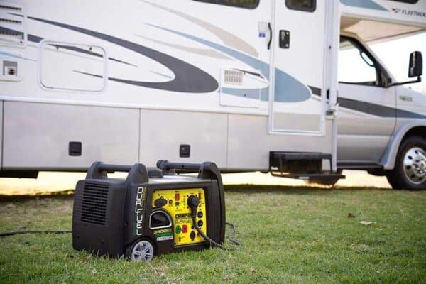 quietest 3000 watt inverter generator