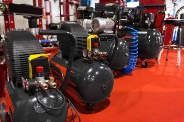 quietest 60 gallon air compressor