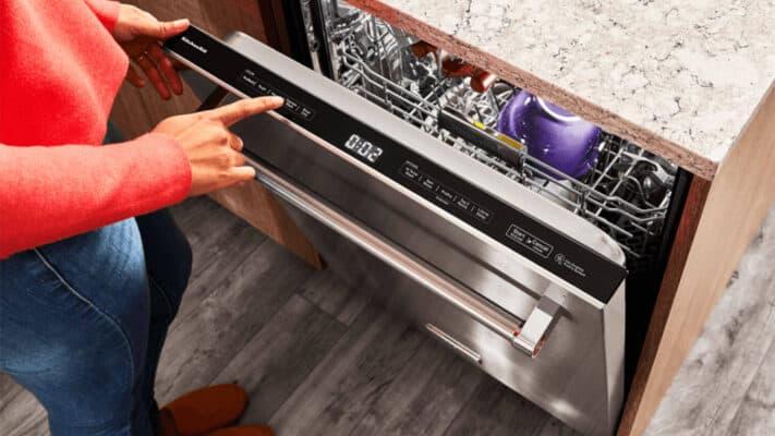 Quietest Kitchenaid Dishwasher