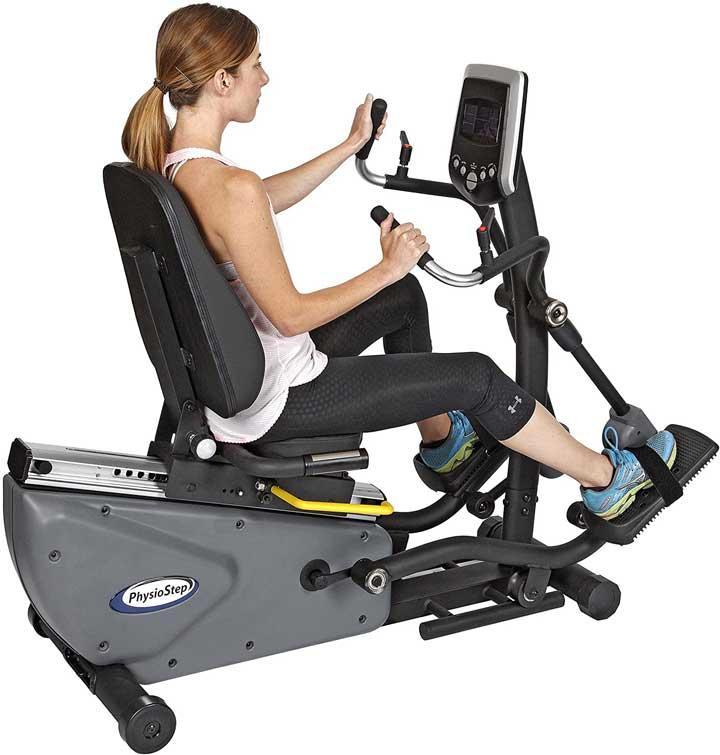 best elliptical for short person