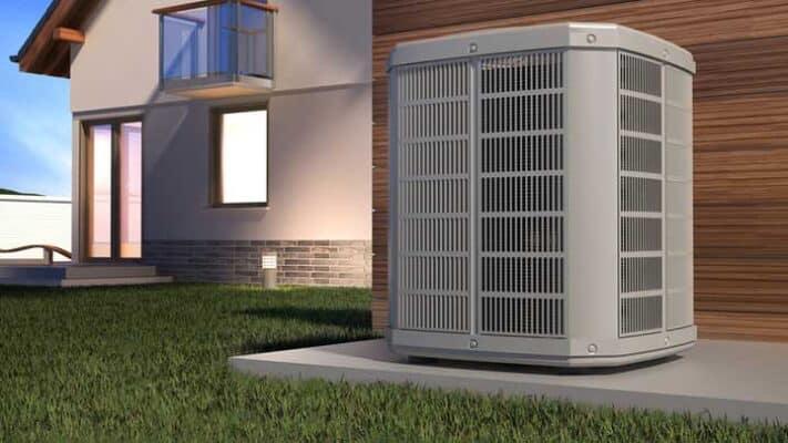 quietest heat pump