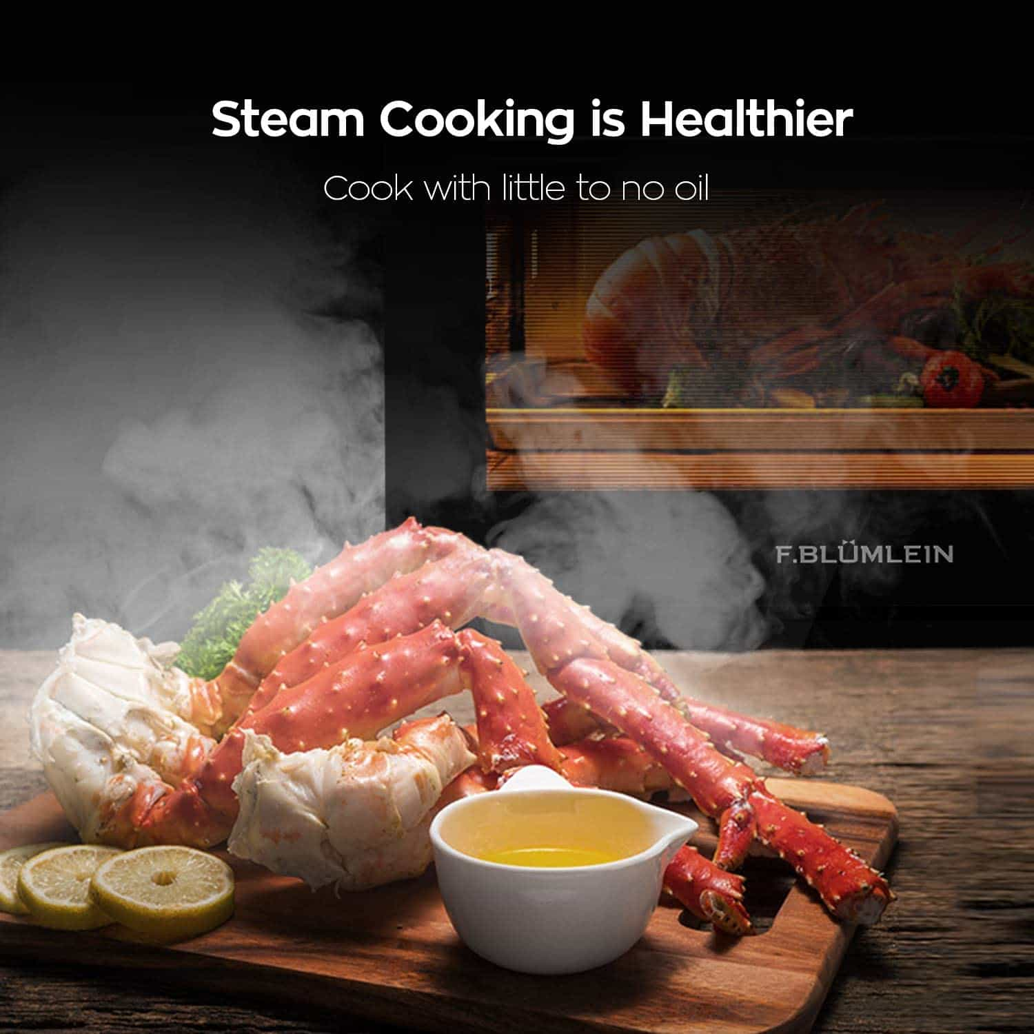 best steam convection oven