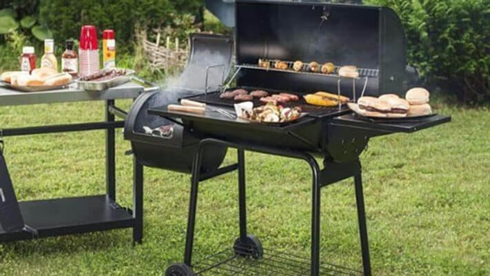 Best Charcoal Smoker Grill Combos