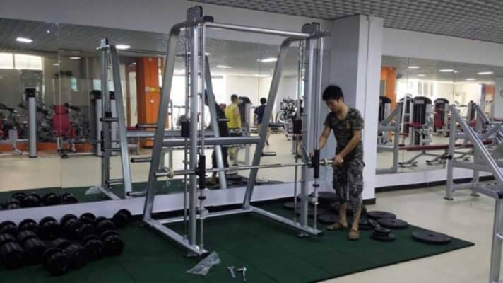 Best Commercial Smith Machine