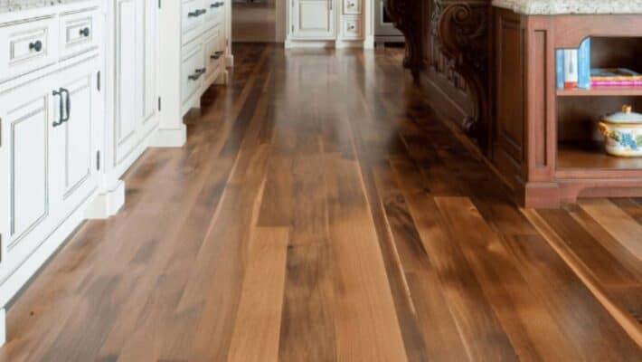 Best Flooring For White Kitchen