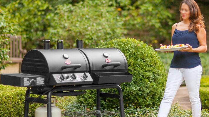 best hybrid grills
