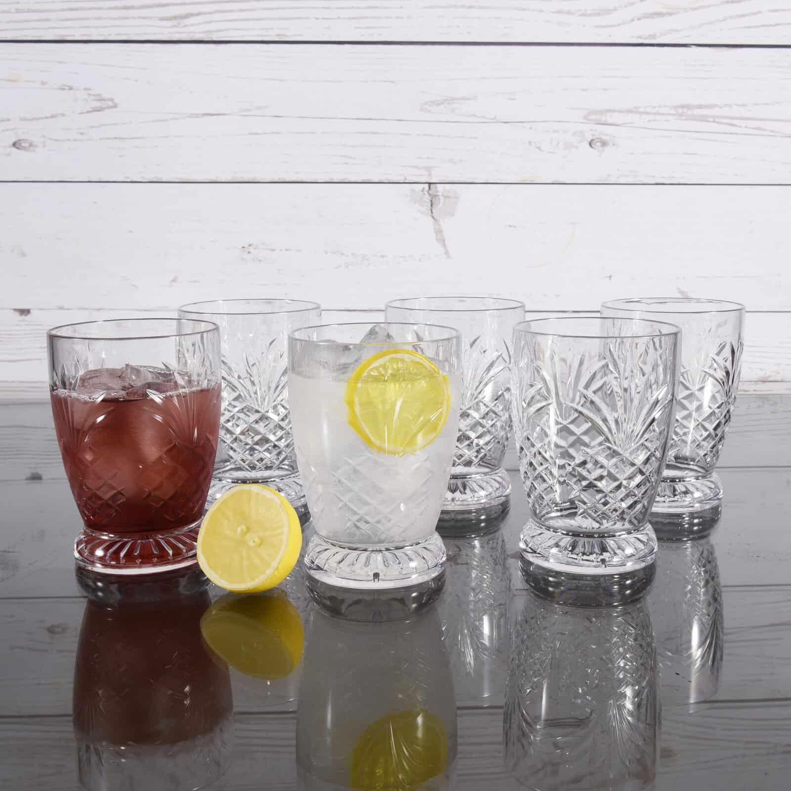 hamerton 16 oz acrylic drinking glass