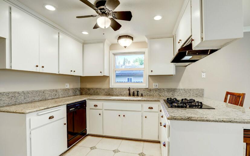 led ceiling fan for kitchen