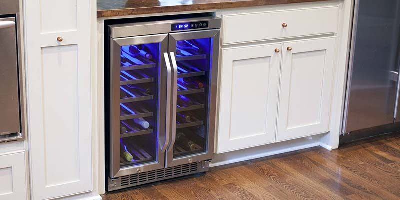 undercounter refrigerator for wine