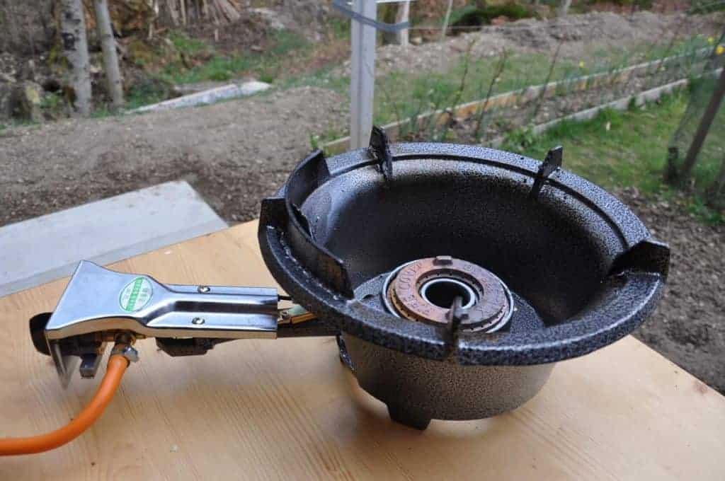 best outdoor wok burner