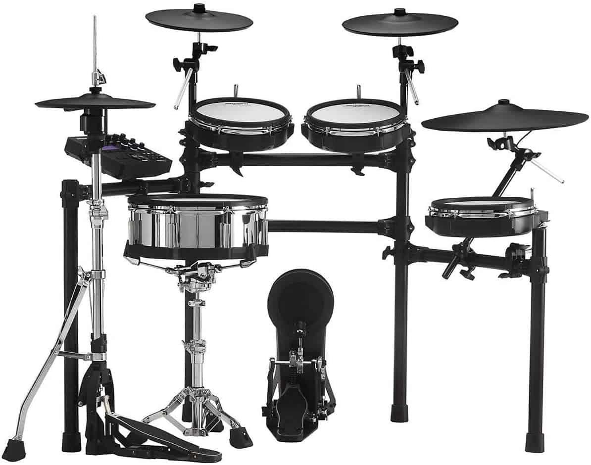Quiet Drum Set