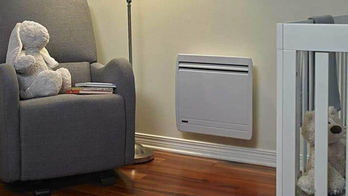 quietest wall heater