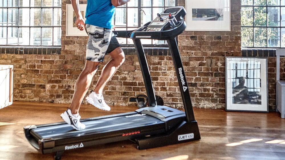 best home treadmills reebok z jet 430 treadmill