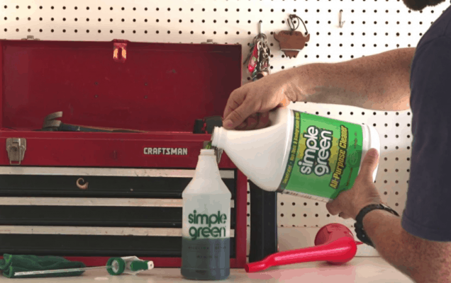 best chemicals for pressure washing