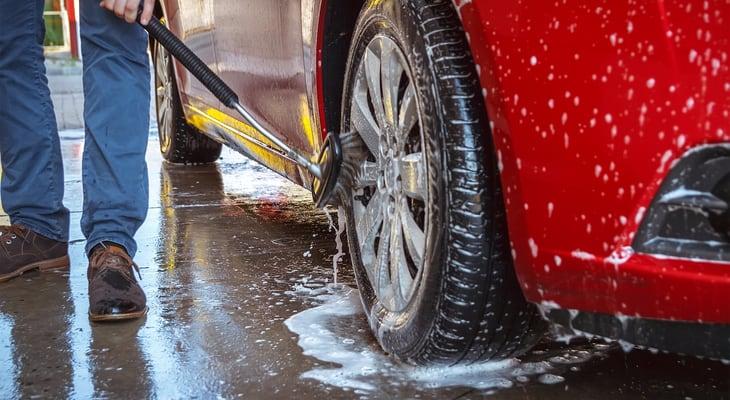 best pressure washer soap detergent chemicals