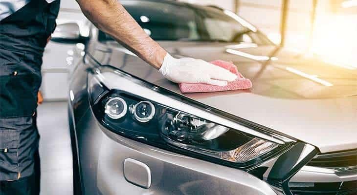 car wax for white cars