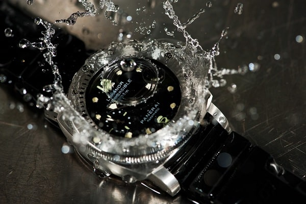 water resistant watches for women