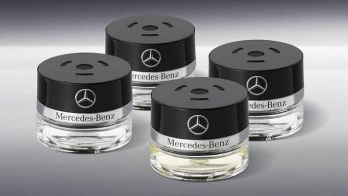 mercedes cabin atomizer fragrances