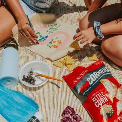 Best Cheer Snack Bag Ideas