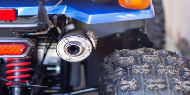 How To Quiet ATV Exhaust Noise