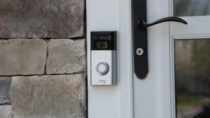 ring doorbell waterproof