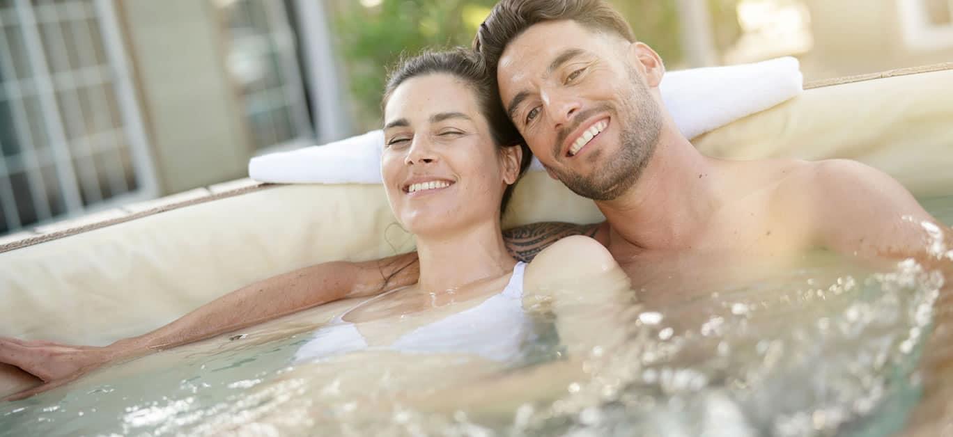 bigstock Couple enjoying relaxing time 247277086