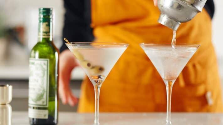 Yeti Martini
