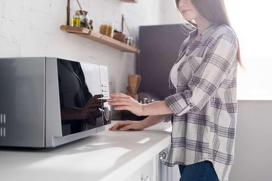 quiet microwave