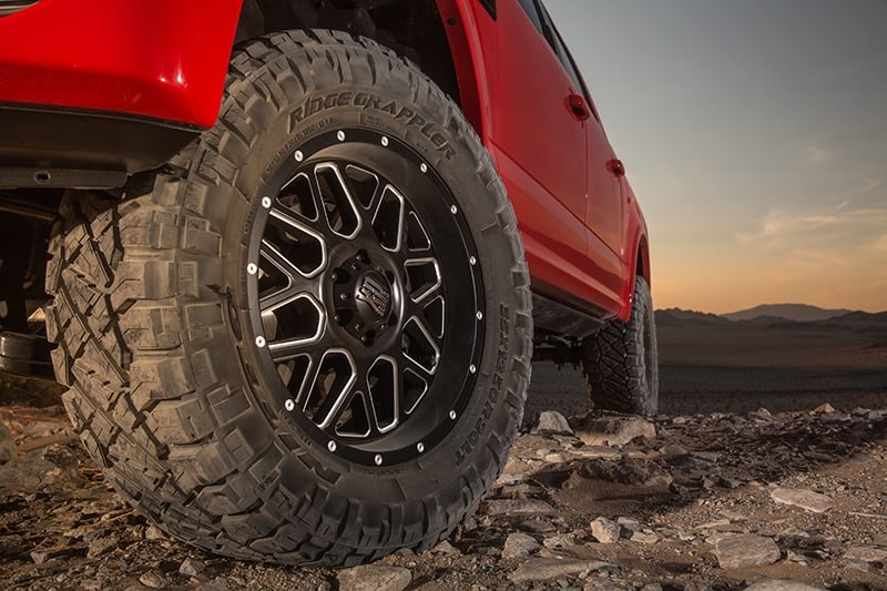 quietest all terrain tire