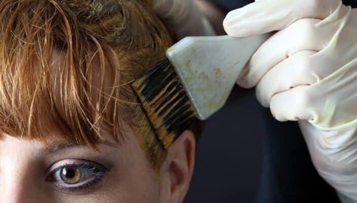 c hair dye lg