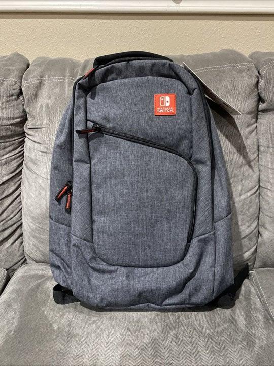 nintendo switch backpack