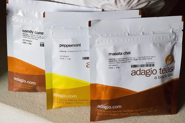 Adagio Tea Review 2