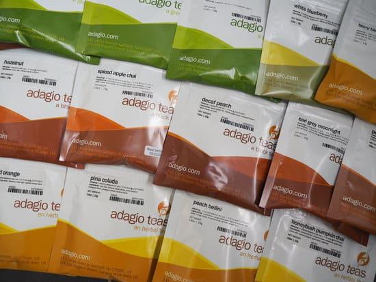 adagio tea review