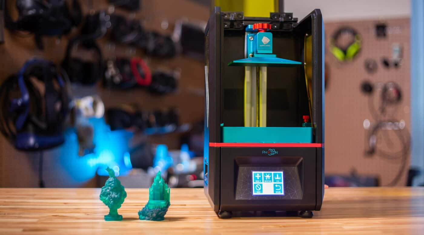 anycubic photon 3d printer review xxl 2