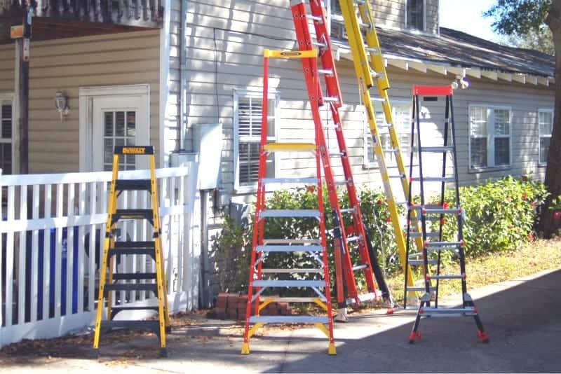 30 Ft A Frame Ladder