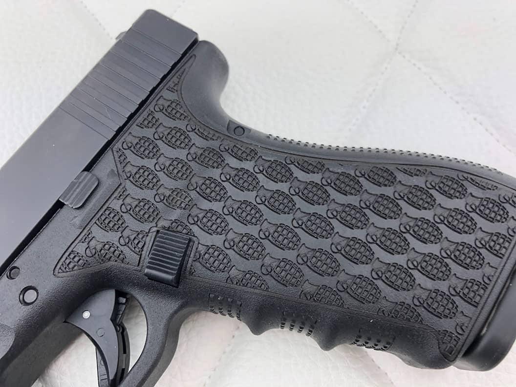 stippling kit for guns