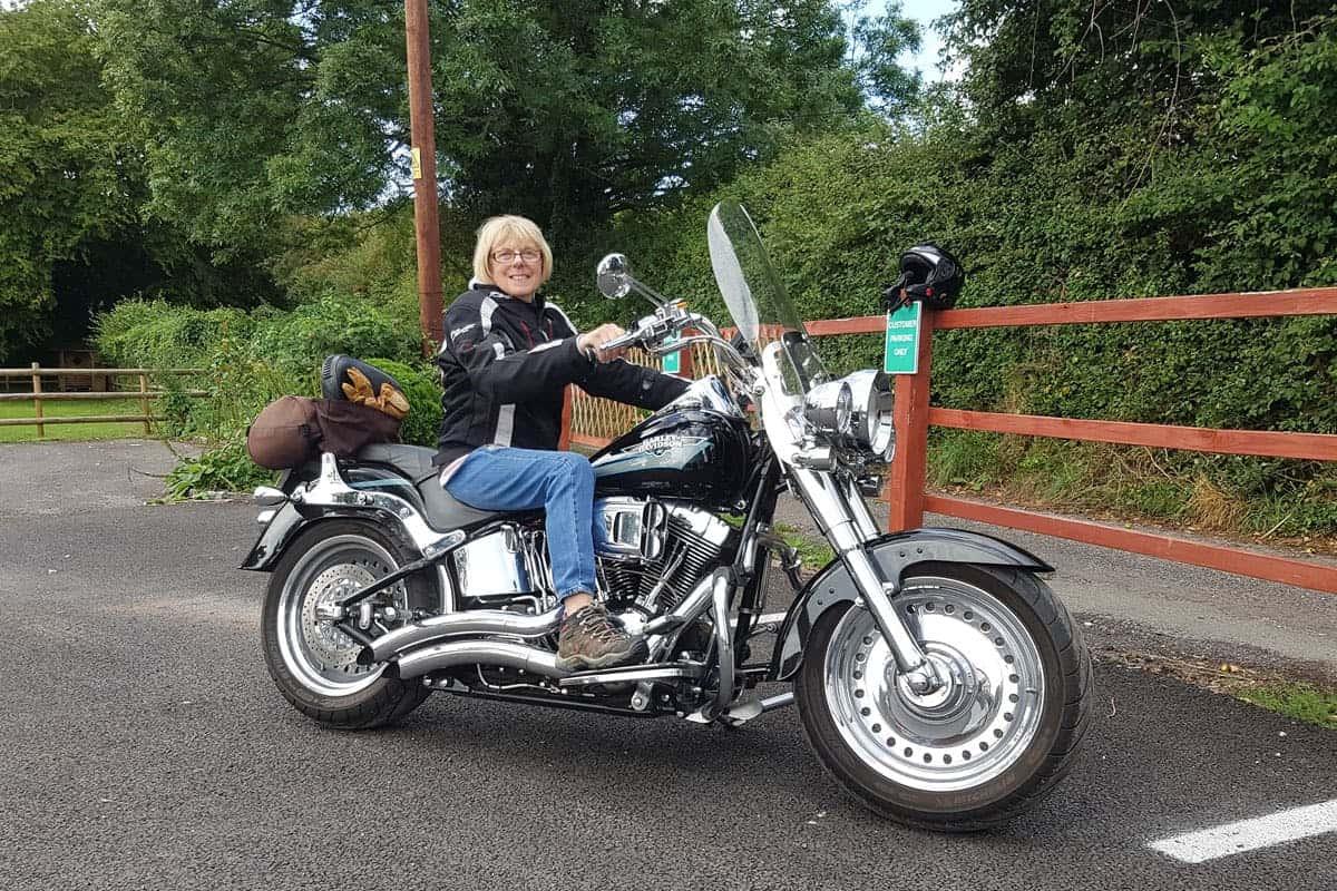 harley davidson pillion ride 15094739