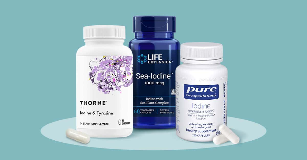 Best Multivitamin Without Iodine