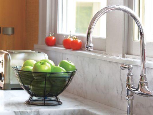 Low Pressure Kitchen Faucet